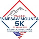 Just Announced! Assault on Kennesaw Mountain 5K DONATES $7,725.00