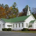 New Echota United Methodist Church Donation