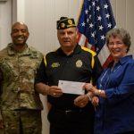 2 August 2018-American Legion Post 29 donates $30,000!